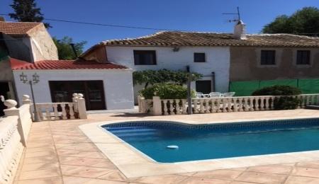 Ctra de Caravaca - Lorca, Caravaca de la Cruz 30410, 3 Habitaciones Habitaciones, ,1 BañoBathrooms,Casas de campo,En Venta,2,1092